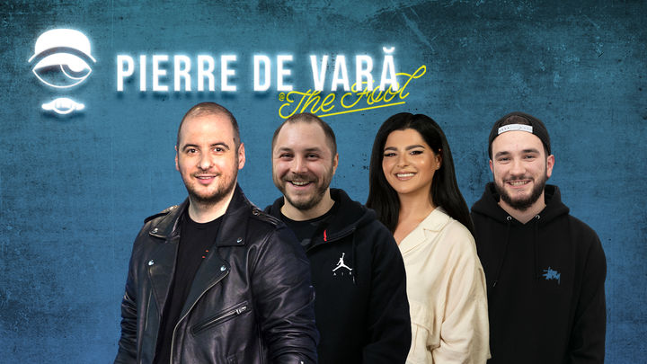 Pierre de Vară: Stand-up comedy cu Bogdan Mălăele, Ioana State, Andrei Ciobanu și Drăcea