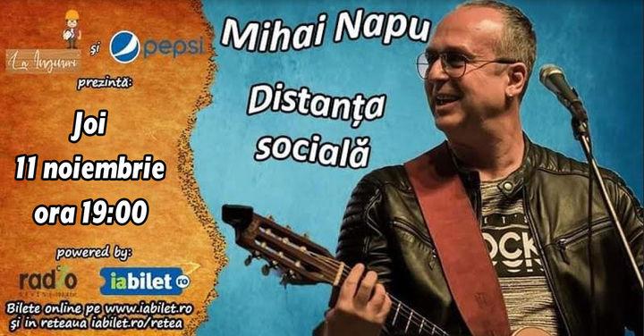 Concert Mihai Napu