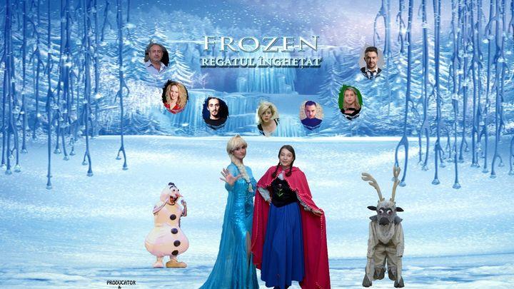 Drobeta Turnu Severin: Frozen Regatul Inghetat