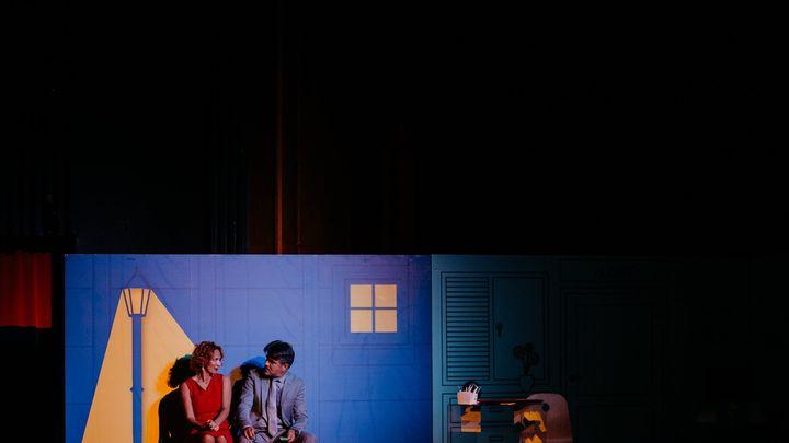 Teatrul Godot: Viata la birou