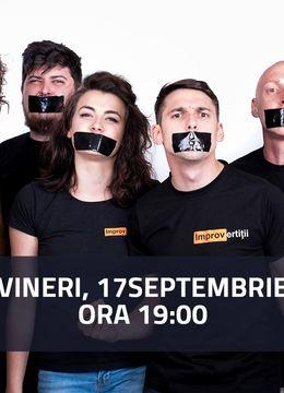 Turda: IMPRO Show cu Improvertiții | Cafeneaua de Acasa