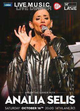Concert Analia Selis @14thlane
