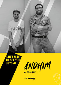 Andhim at /FORM Space