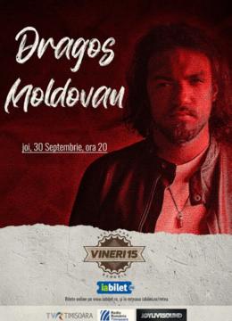 Timisoara: Concert Dragos Moldovan