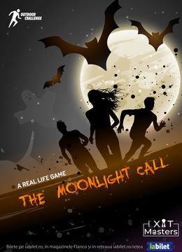 The MoonLight Call Bucuresti: A Real Life Game