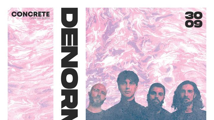 Denorm • CONCRETE Open Air Series • 30.09