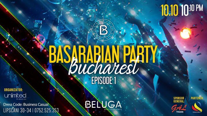 Basarabian PARTY @ Beluga