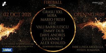 Fireball Festival