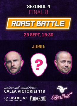 The Fool: Filmare Roast Battle - Final 8