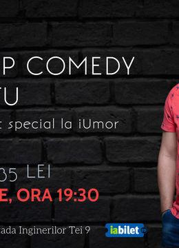 Stand up comedy Cu Dan Tutu