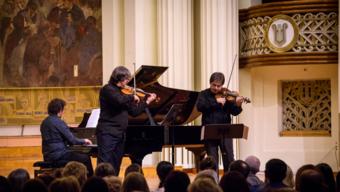 Sala Radio: Duelul viorilor - Stradivarius versus Guarneri revine cu ediția a X-a