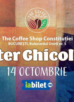 The Coffee Shop Music - Concert Walter Ghicolescu