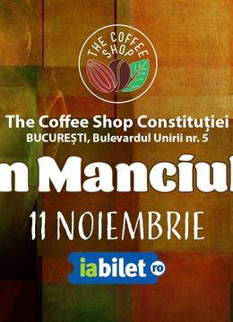 The Coffee Shop Music - Concert Dan Manciulea