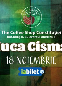 The Coffee Shop Music - Concert Raluca Cismaru