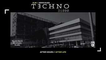 Cluj-Napoca: TECHNO31000 - After Hour -After Life 4