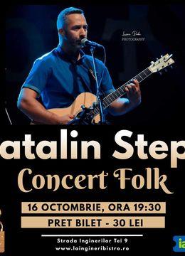 Concert Catalin Stepa