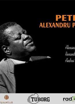 """A Tribute To Oscar Peterson""  - Alexandru Padureanu trio"