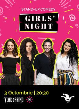 Girls Night cu Ioana State, Calița, Teodora și Irina Ștefan