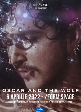 Oscar And The Wolf @  /FORM Space