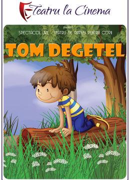 ,,Tom Degețel'' la Cereal Crunch – Universitate