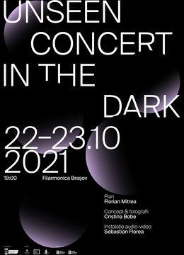 Brasov: Unseen. Concert in the dark