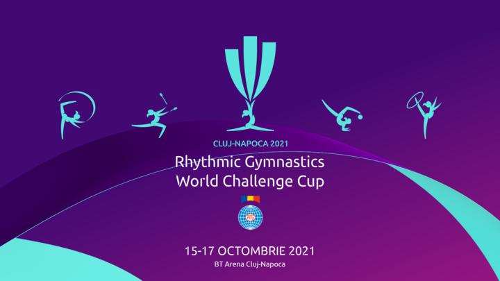 Cluj-Napoca: Rythmic Gymnastics World Challenge Cup (online streaming)
