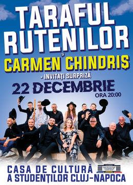 Cluj-Napoca: Taraful Rutenilor și Carmen Chindriș