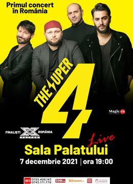 Concert The Super 4 Live