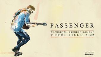 Concert Passenger la Arenele Romane