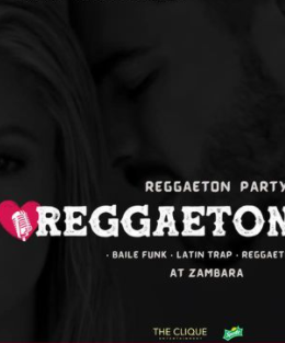 Targu Mures: I Love Reggaeton - Latino Party