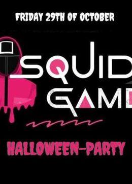 Cluj-Napoca: Squid Game -LATINO -HIP HOP -Halloween Party