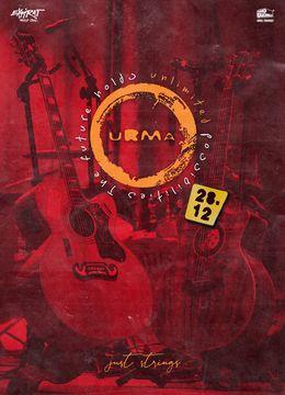 URMA - Just Strings • Expirat • 28.12