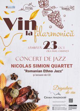 Sibiu:  Concert de Jazz