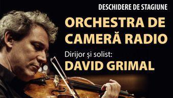 Sala Radio: Deschidere de Stagiune Orchestra De Cameră Radio