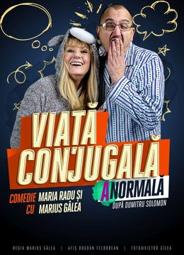 Teatrul Rosu:Viata conjugala (a)normala