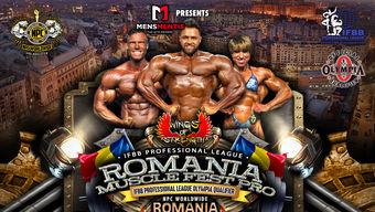 Romania Muscle Fest PRO-AM