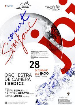 Sibiu:  Concertul orchestrei de cameră I'Sedici