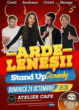 Stand-up Comedy cu Ardeleneșii | Invitat: Cristi Giurgiu