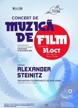 Sibiu: Concert de muzică de film