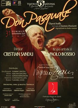 "Galati: Recital ""Don Pasquale"""