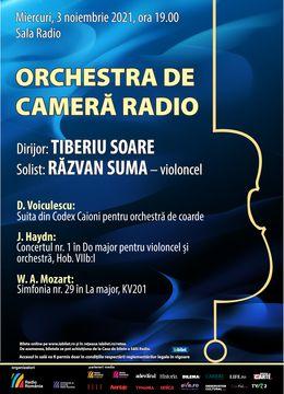 Sala Radio: Tiberiu Soare & Razvan Suma - Orchestra De Cameră Radio